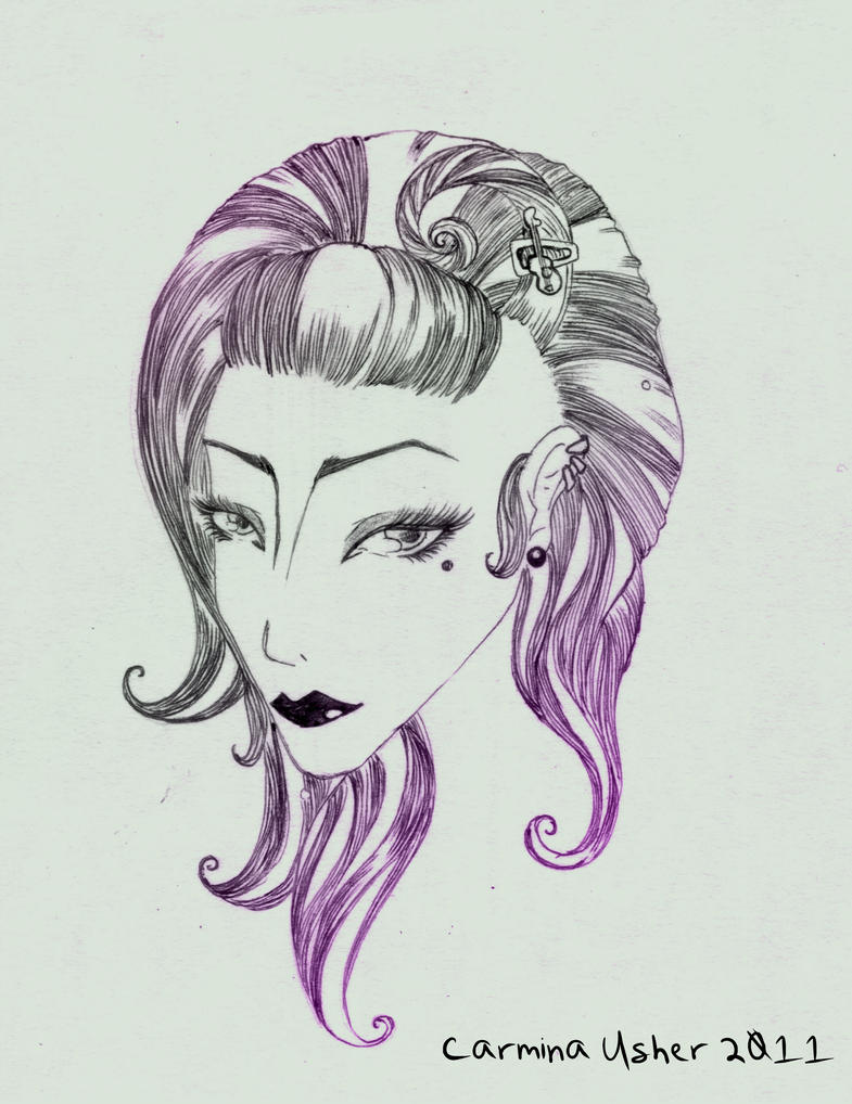 rockabilly Girl by
