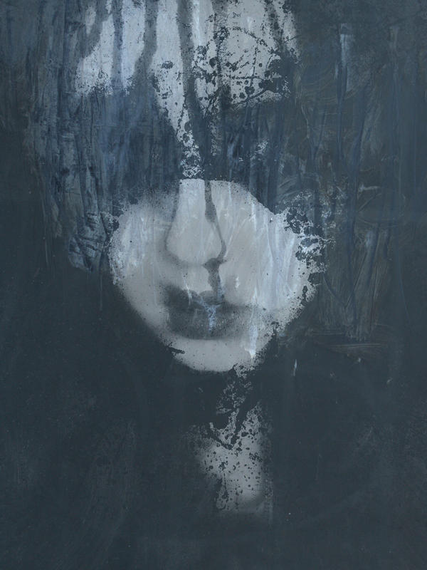 Blind Eva by aliceferox