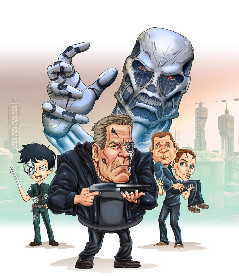 T850 Rise of the Machines  Terminator Wiki  FANDOM