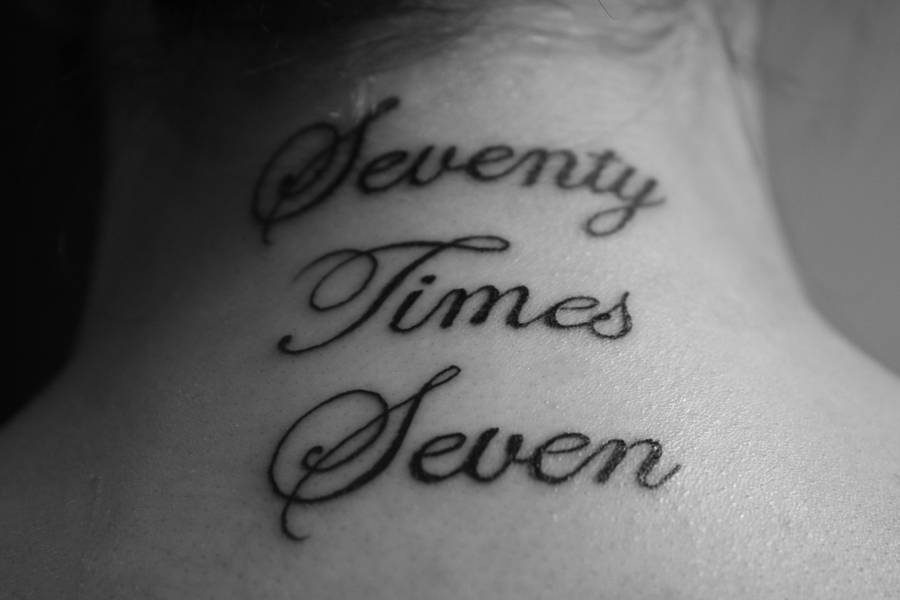 seventy times seven by worsethantremors
