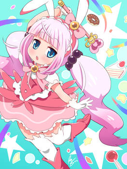 Magical Girl Kanna