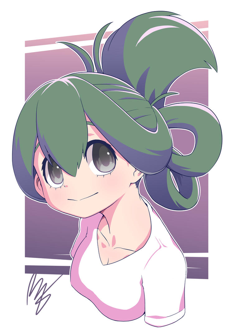 Tsuyu chan from Chapter 137 by ROGER-IS