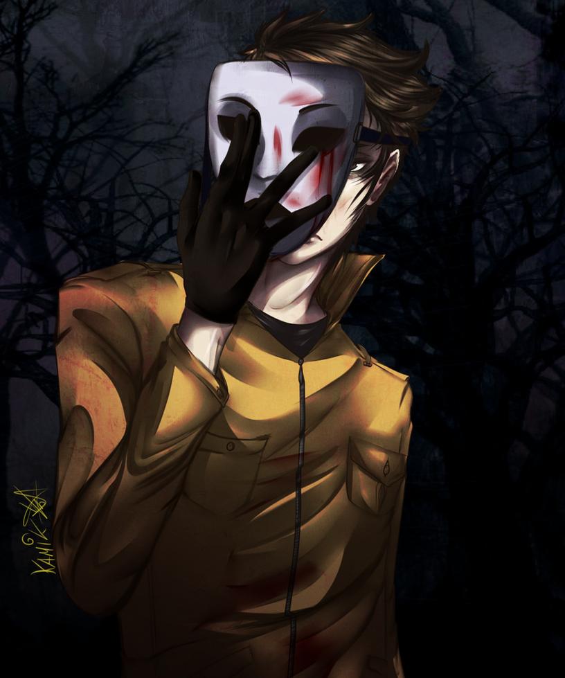 Masky by Kamik91