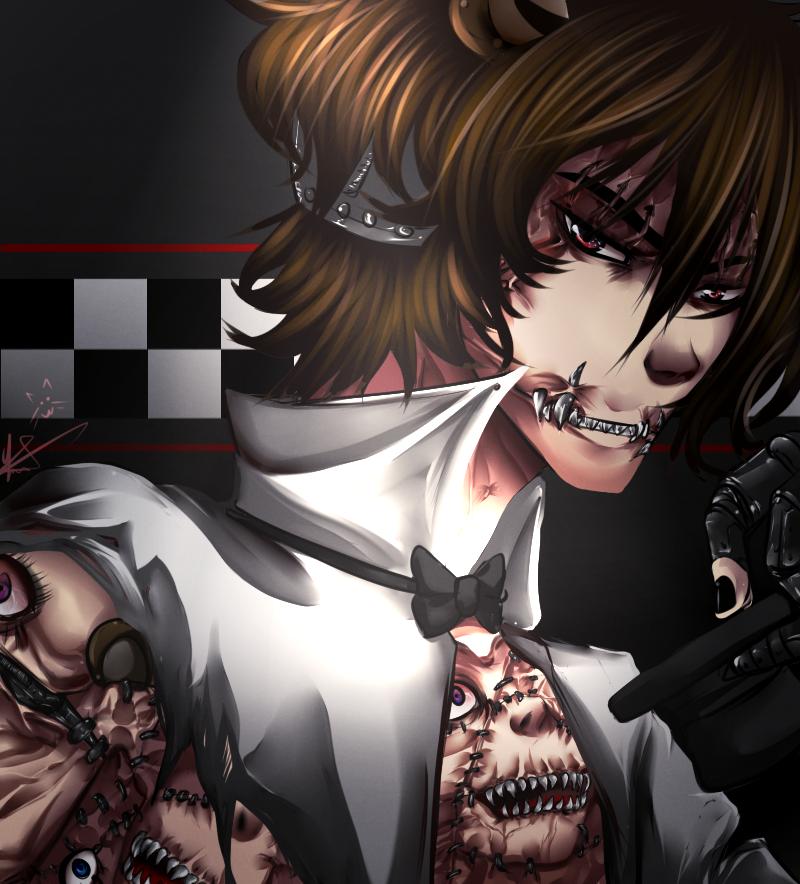 Nightmare by Kamik91