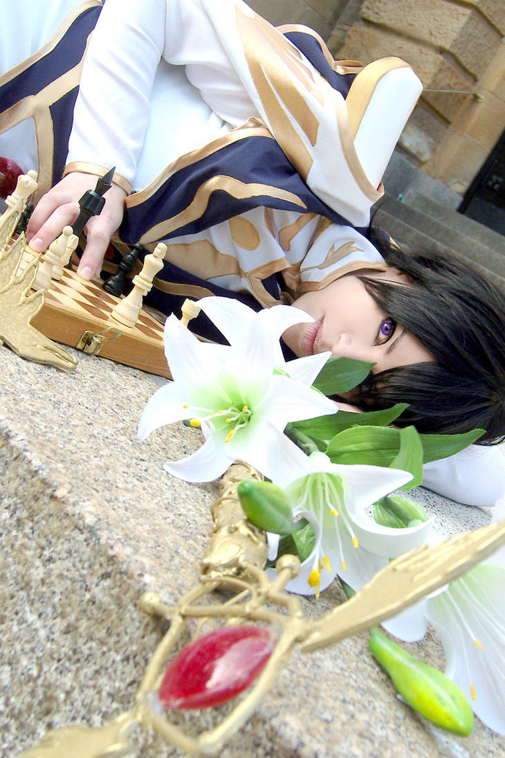 Code Geass: chess by chibinis-chan