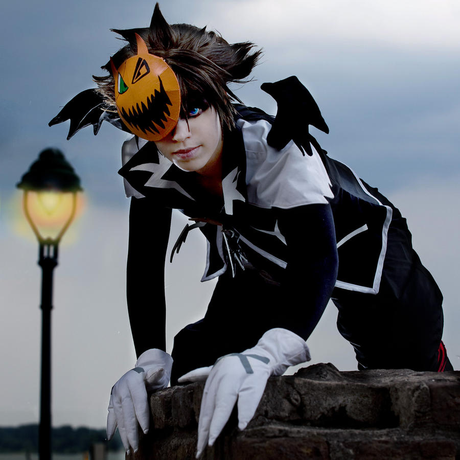 KH: Halloween Town Sora by chibinis-chan on DeviantArt