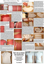 Tutorial: Pattern making (ex: Jafar from Magi) by chibinis-chan