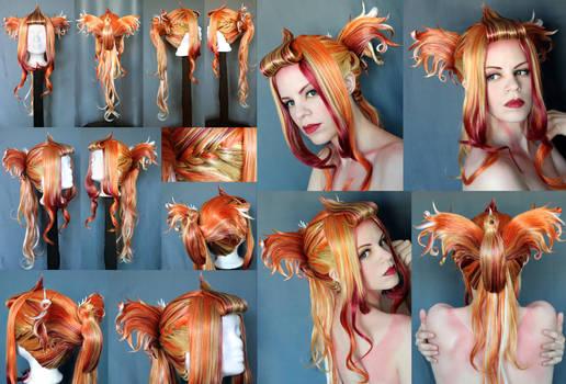 Iron Wig Round 1 - the phoenix