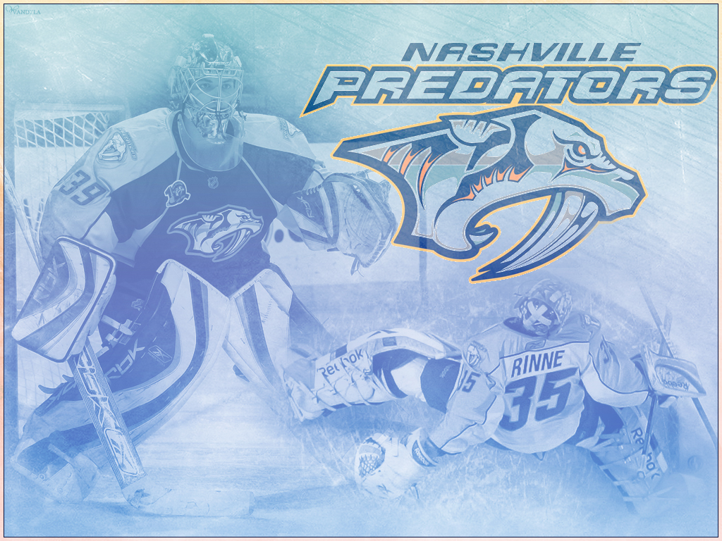 Nashville Predators Wallpaper By Vandyla