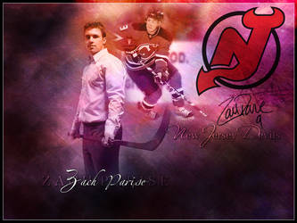 Zach Parise Wallpaper by Vandyla