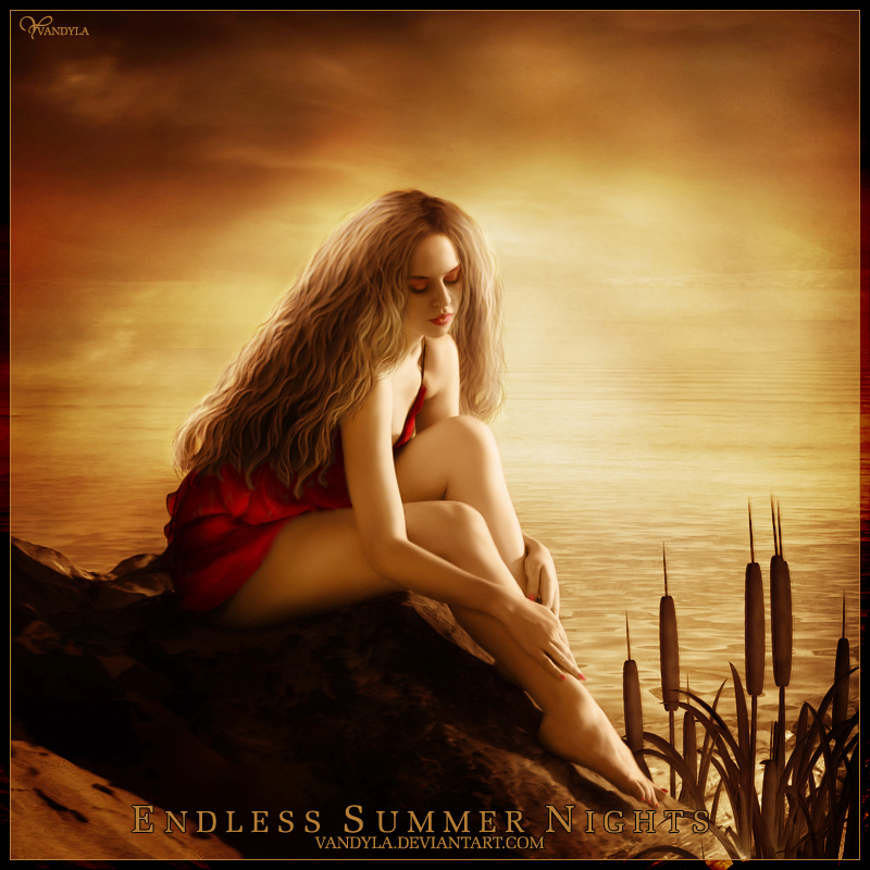 Endless Summer Nights by Vandyla