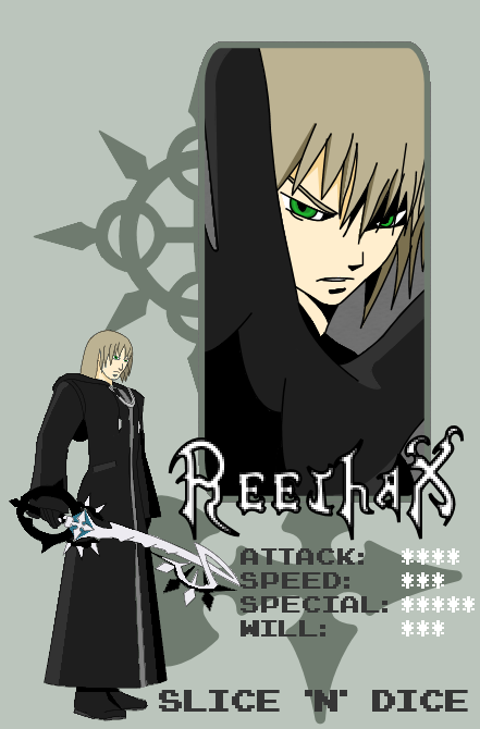 Reethax's Profile Picture