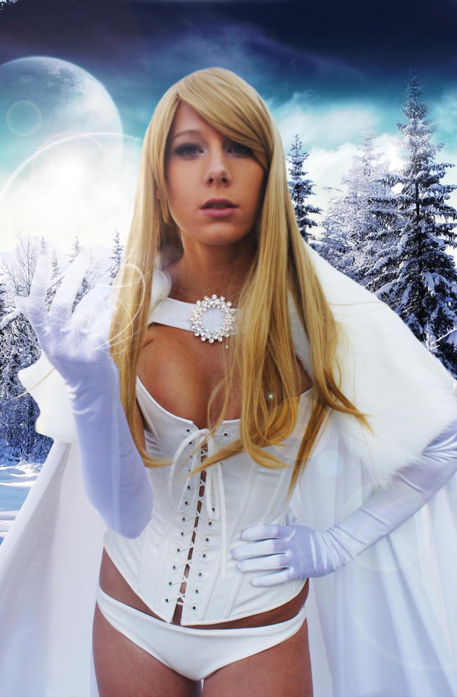 Emma Frost by ConstantineInTokyo