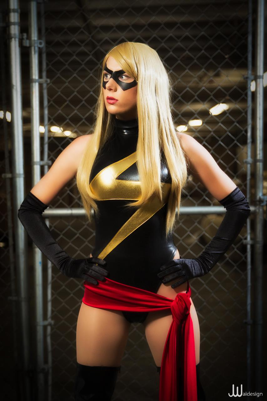 Ms. Marvel by ConstantineInTokyo
