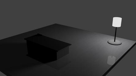 Blender Lighting Test by Animacreep