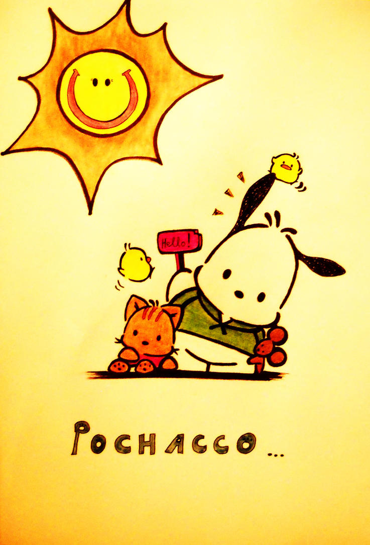 Pochacco By Mill Ster