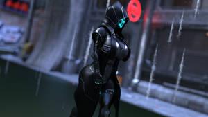 Alita Sci-fi Police 01