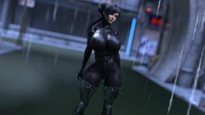 Alita Sci-fi Police 02