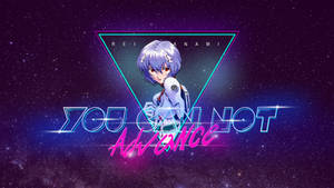 80's Style Rei Ayanami Wallpaper by jesucristoasterisco