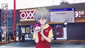 Gustas redondear pal' Oxxo? by jesucristoasterisco