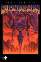 Evangelion Doom style by jesucristoasterisco