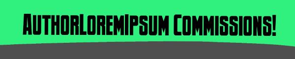 Lorem Ipsum Commissions Ad