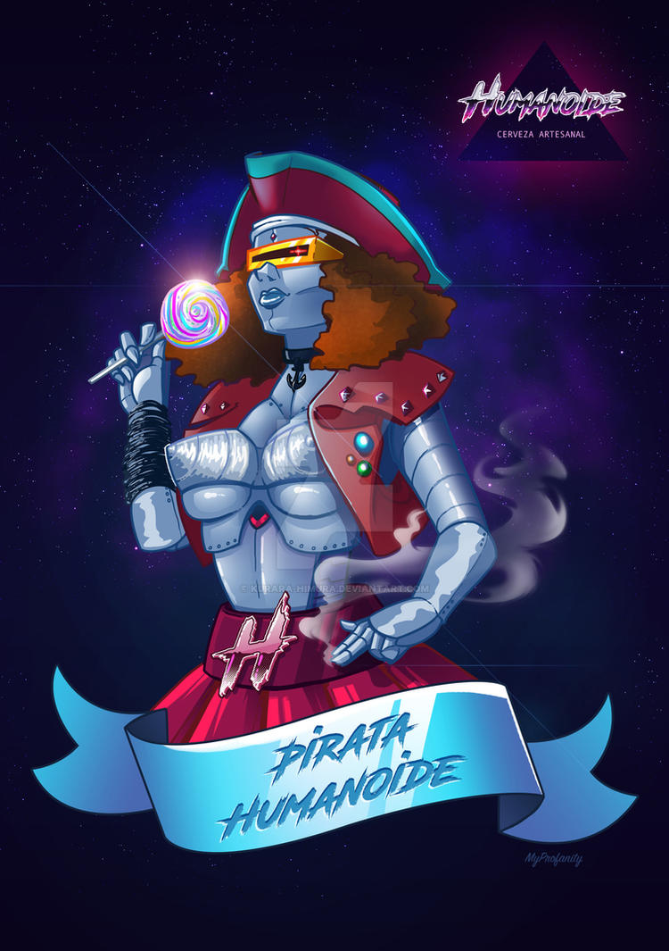 Pirata Humanoide by Kurara-Himura