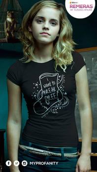 Remera Media Emma Watson