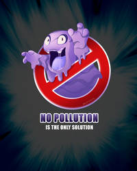 Poke Earth Day - Pollution