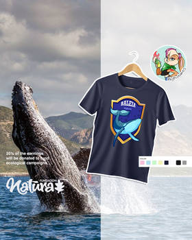 Earth Day - Whale