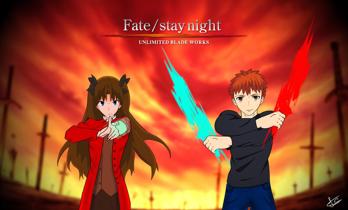 Fate Stay Night Wallpaper By Last Ico