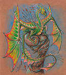Tropical crystal dragon