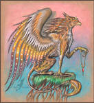 Wizard gryphon