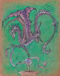 Amethyst dragoness