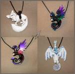 Fantasy necklaces set 4