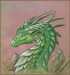 Kalen the dragon
