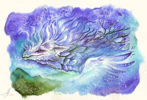 Breath of winter by AlviaAlcedo