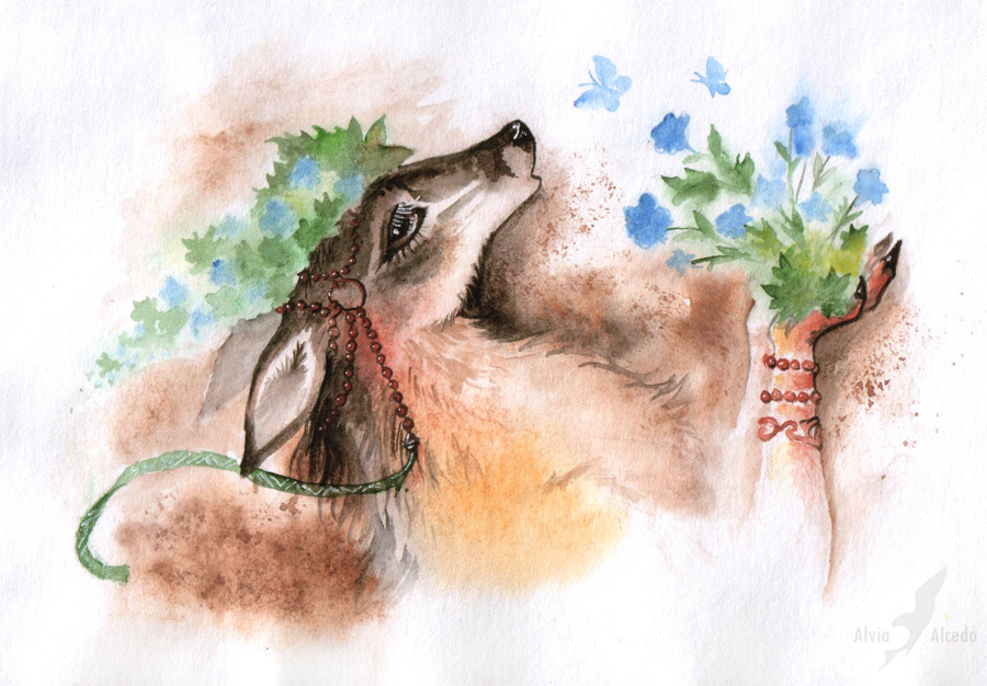 Toward the nature by AlviaAlcedo