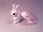 Pink moth dragon