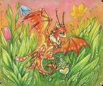 Firefly dragon