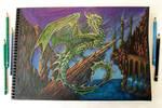 Green dragon's realm
