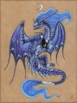 Princess Luna dragon