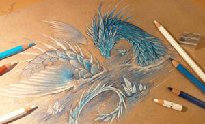 Leviathan tattoo design [WIP]