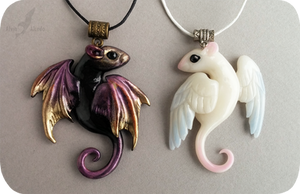 Winged rats