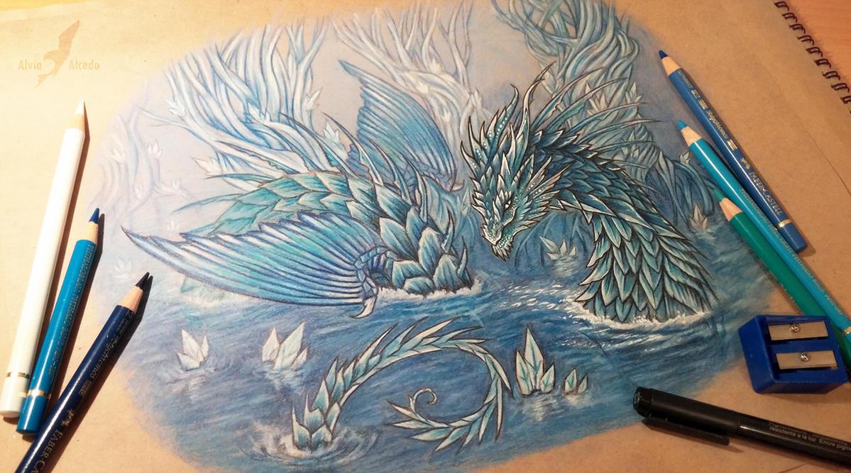 Leviathan tattoo  design by AlviaAlcedo