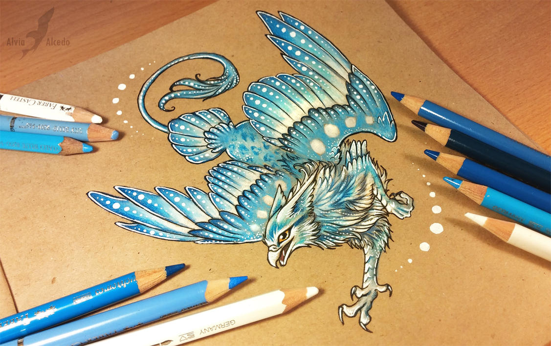 Air hunter by alviaalcedo on deviantart for Fire and ice tattoo shop