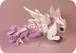 Amethyst rose dragon