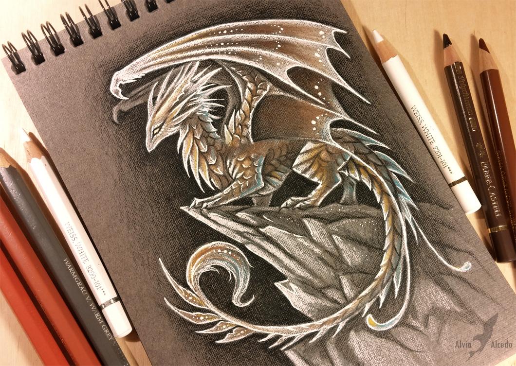 Guardian of the Night by AlviaAlcedo