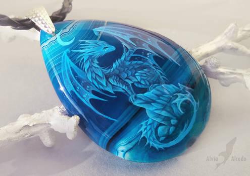 Lunar ocean dragon