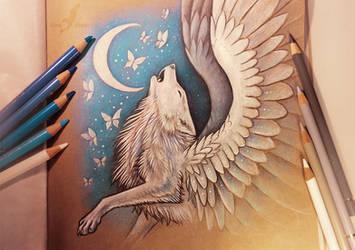 Moon song by AlviaAlcedo